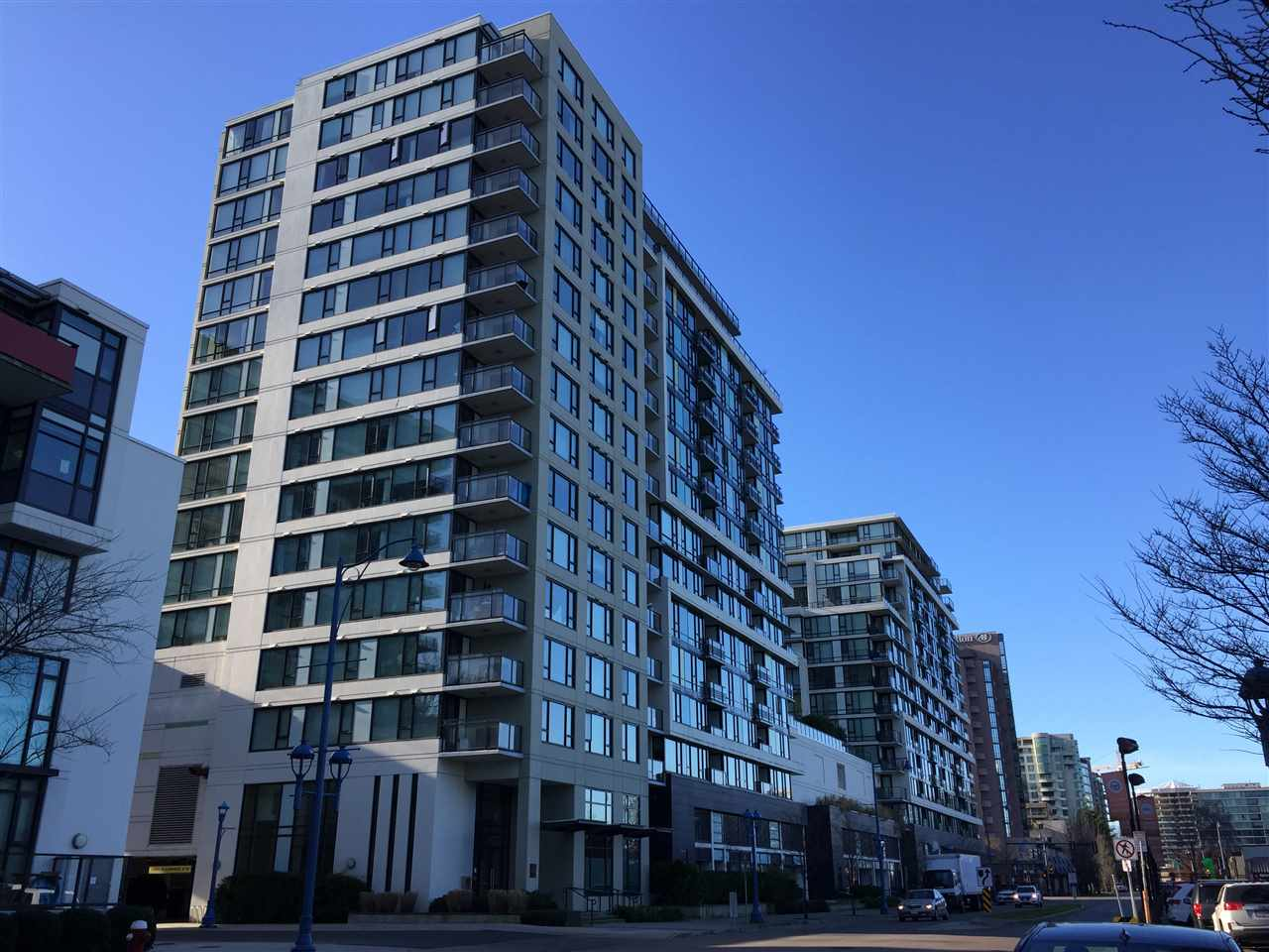 1307 7888 ACKROYD ROAD - Brighouse Apartment/Condo for sale, 2 Bedrooms (R2530657)