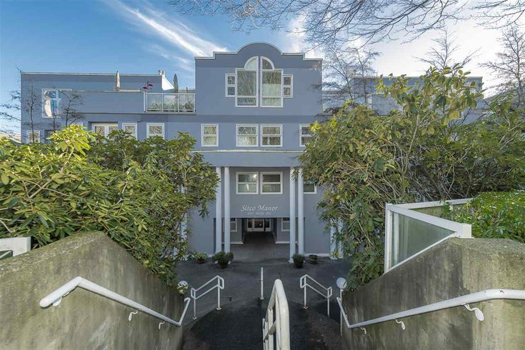 306 1023 WOLFE AVENUE - Shaughnessy Apartment/Condo for sale, 2 Bedrooms (R2530676)