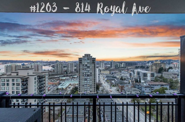 1203 814 ROYAL AVENUE - Downtown NW Apartment/Condo for sale, 1 Bedroom (R2530678)