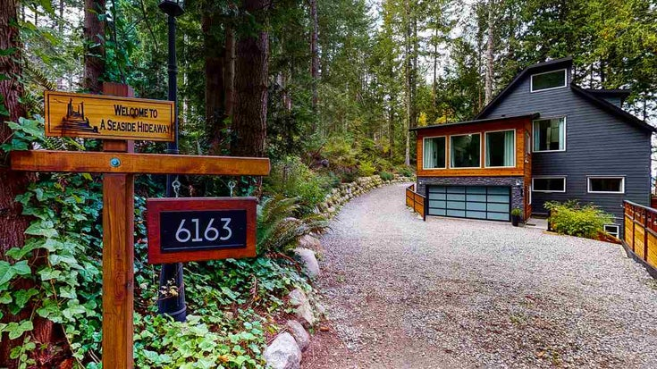 6163 CORACLE DRIVE - Sechelt District House/Single Family for sale, 3 Bedrooms (R2530701)