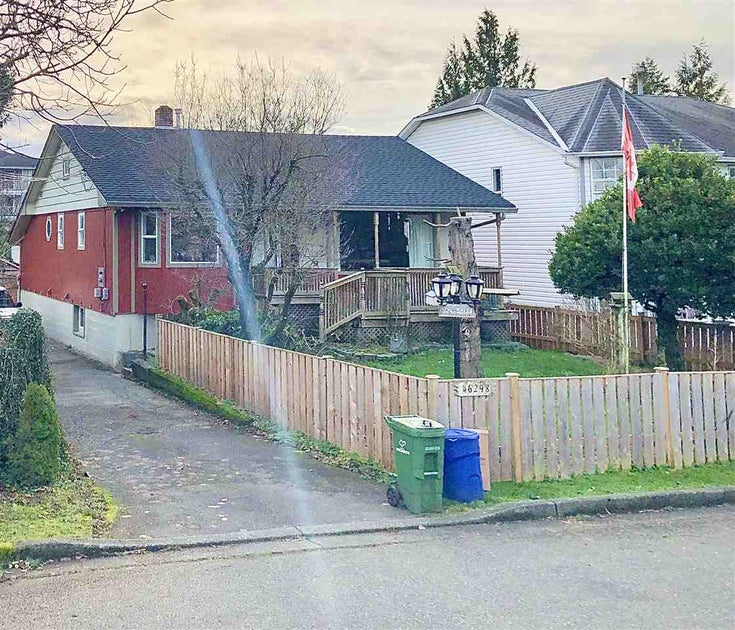 46298 GORE AVENUE - Chilliwack E Young-Yale House/Single Family for sale, 4 Bedrooms (R2530713)