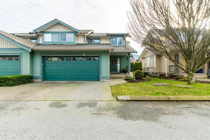25 45545 TAMIHI WAY - Vedder S Watson-Promontory Townhouse for sale, 4 Bedrooms (R2530716)