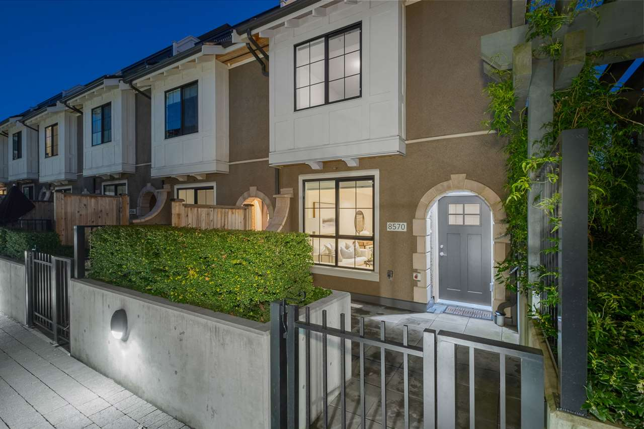 8570 OSLER STREET - Marpole Townhouse for sale, 3 Bedrooms (R2530724)