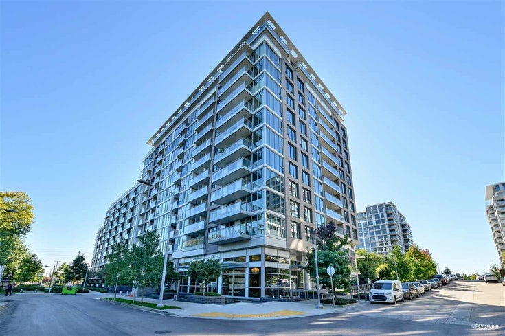 306 8988 PATTERSON ROAD - West Cambie Apartment/Condo for sale, 2 Bedrooms (R2530744)