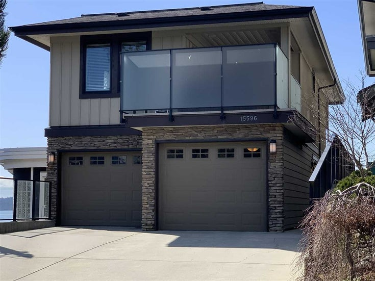 15596 VICTORIA AVENUE - White Rock House/Single Family for sale, 6 Bedrooms (R2530790)