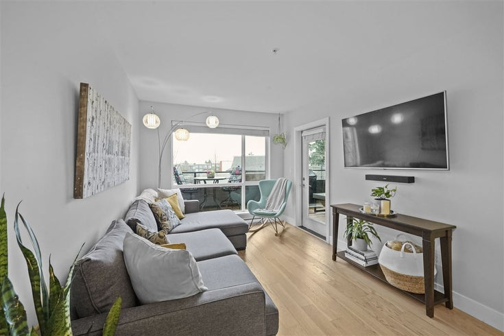 206 233 KINGSWAY - Mount Pleasant VE Apartment/Condo for sale, 2 Bedrooms (R2530799)