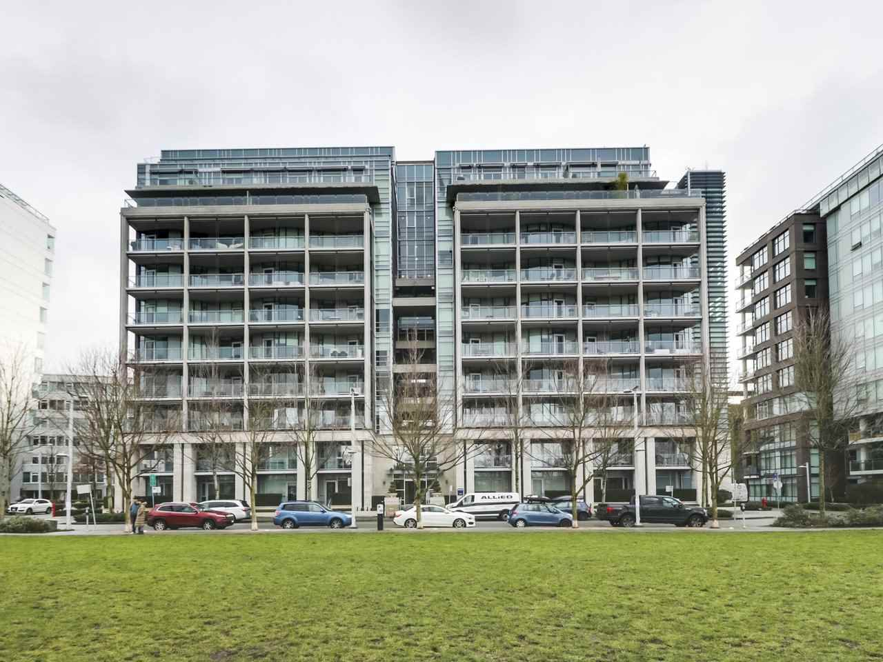 602 1616 COLUMBIA STREET - False Creek Apartment/Condo for sale, 1 Bedroom (R2530801) - #1