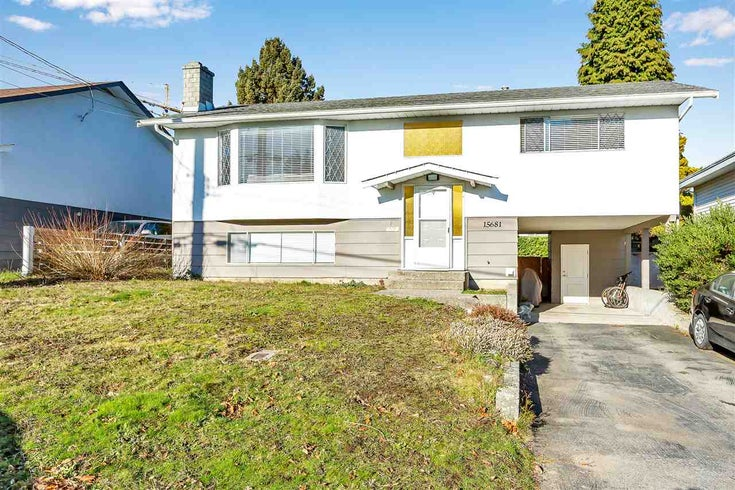 15681 GOGGS AVENUE - White Rock House/Single Family for sale, 3 Bedrooms (R2530822)