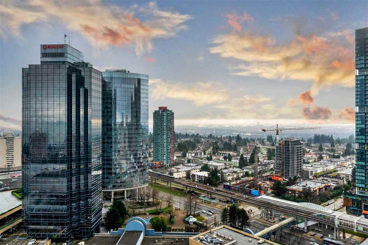 2901 6098 STATION STREET - Metrotown Apartment/Condo for sale, 1 Bedroom (R2530828)