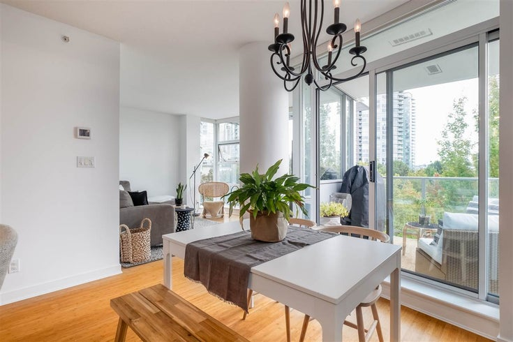 507 638 BEACH CRESCENT - Yaletown Apartment/Condo for sale, 2 Bedrooms (R2530855)
