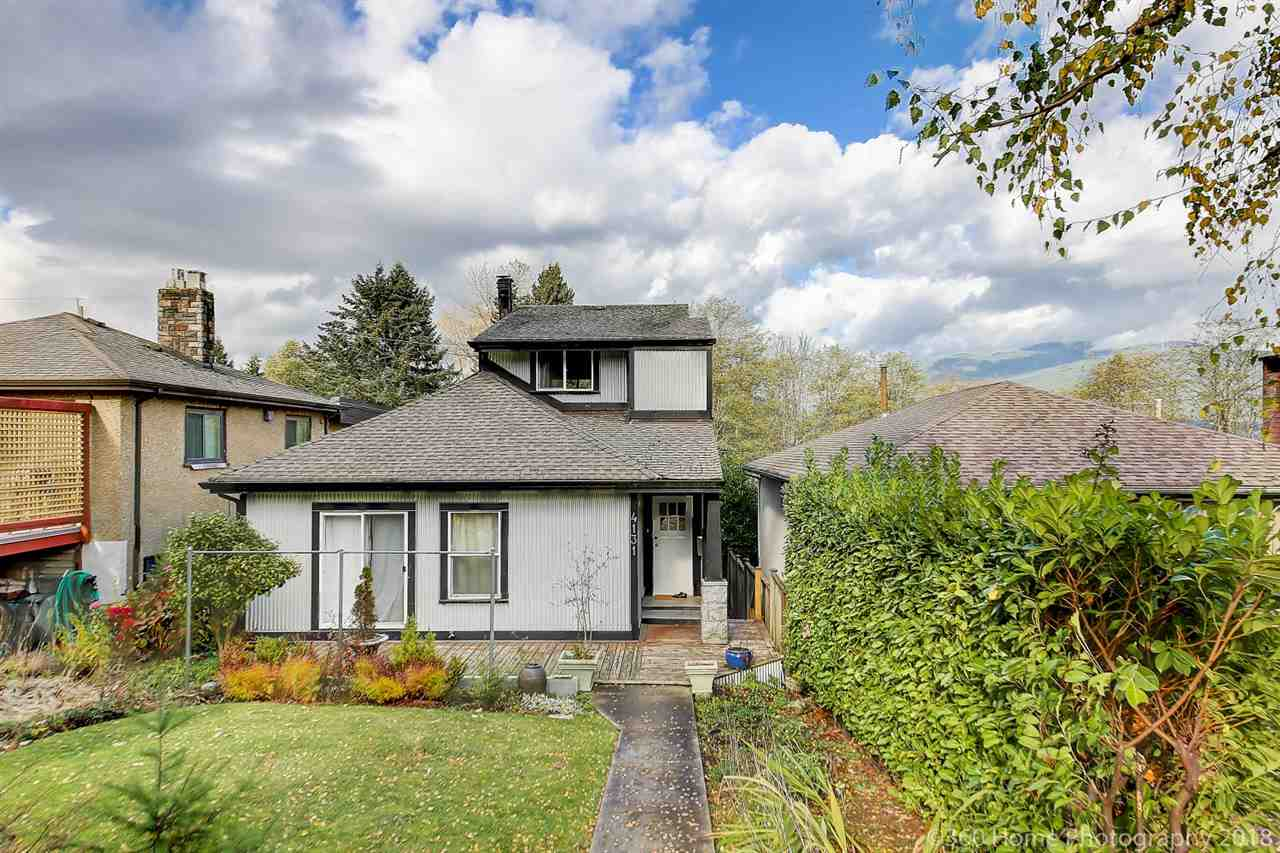 4131 YALE STREET - Vancouver Heights House/Single Family for sale, 4 Bedrooms (R2530870) - #1
