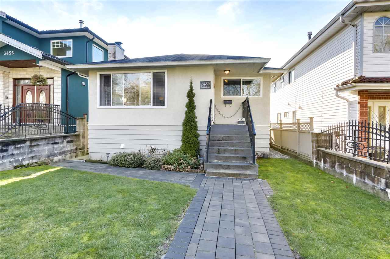 3452 MONMOUTH AVENUE - Collingwood VE House/Single Family for sale, 5 Bedrooms (R2530896) - #1