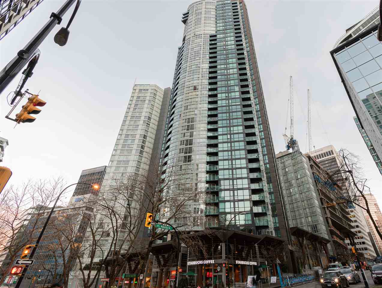 2002 1189 MELVILLE STREET - Coal Harbour Apartment/Condo for sale, 2 Bedrooms (R2530991) - #1