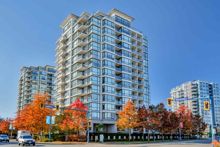 506 7575 ALDERBRIDGE WAY - Brighouse Apartment/Condo for sale, 2 Bedrooms (R2531021)
