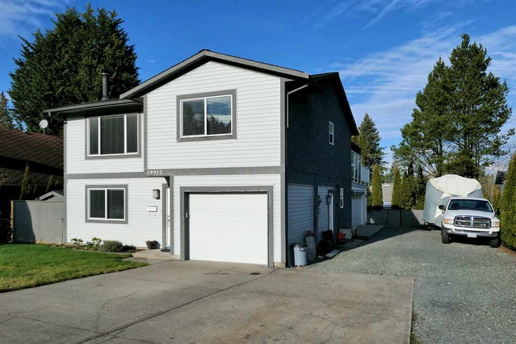 19917 47A AVENUE - Langley City House/Single Family for sale, 4 Bedrooms (R2531023)
