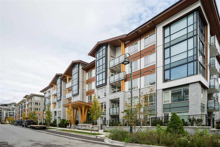310 2632 LIBRARY LANE - Lynn Valley Apartment/Condo for sale, 1 Bedroom (R2531035)