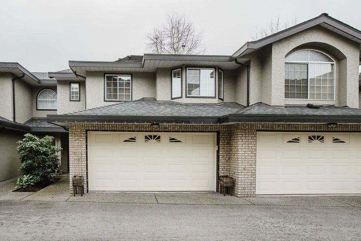 43 22488 116 AVENUE - East Central Townhouse for sale, 2 Bedrooms (R2531067)
