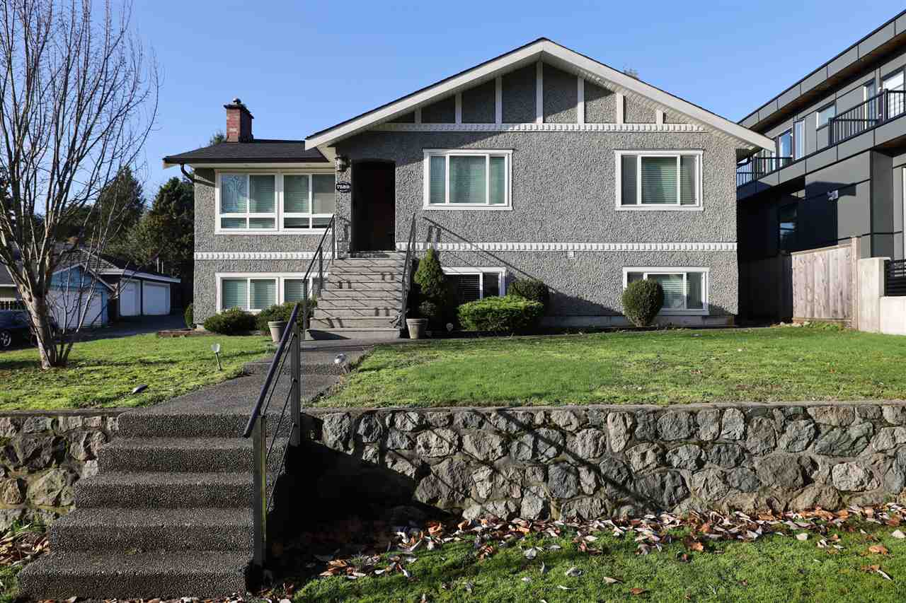 7589 VIVIAN DRIVE - Fraserview VE House/Single Family for sale, 6 Bedrooms (R2531068)