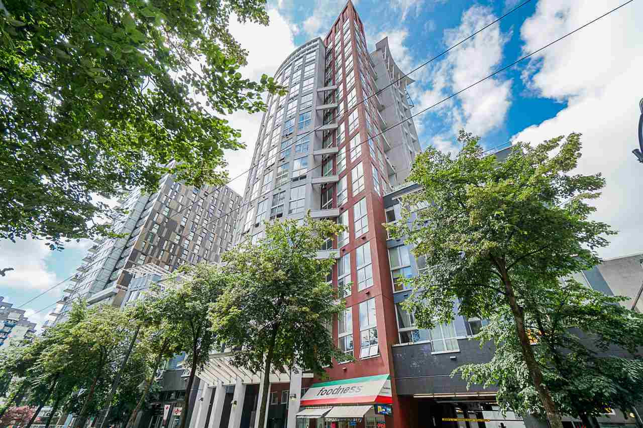PH5 933 SEYMOUR STREET - Downtown VW Apartment/Condo for sale, 1 Bedroom (R2531095) - #1