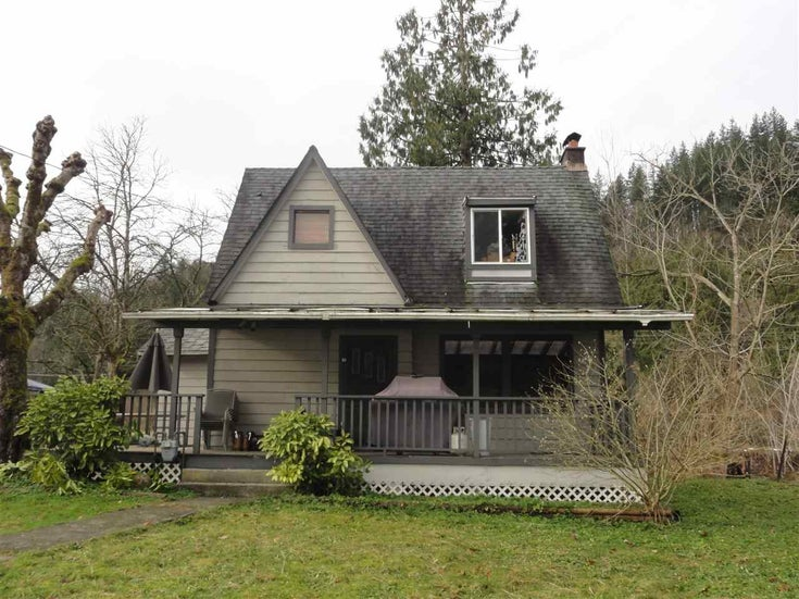 10017 287 STREET - Whonnock House with Acreage for sale, 1 Bedroom (R2531129)