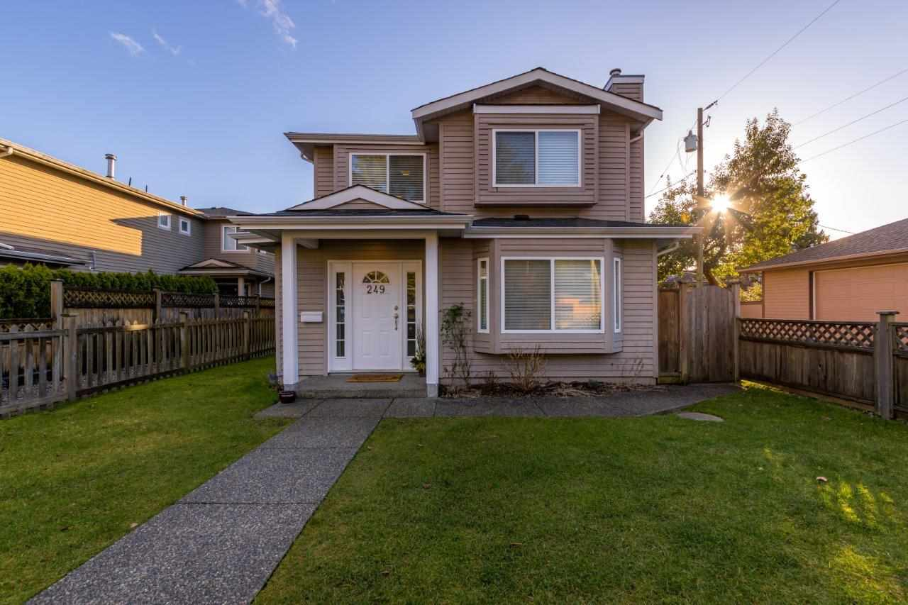 249 W 19TH STREET - Central Lonsdale 1/2 Duplex for sale, 3 Bedrooms (R2531151) - #1