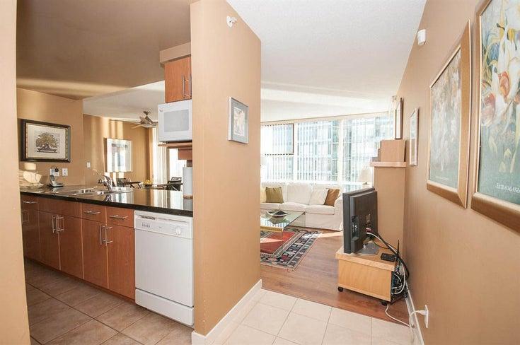 2201 1077 MARINASIDE CRESCENT - Yaletown Apartment/Condo for sale, 1 Bedroom (R2531183)