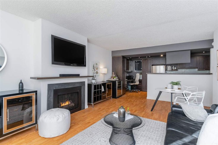104 1515 CHESTERFIELD AVENUE - Central Lonsdale Apartment/Condo for sale, 1 Bedroom (R2531186)