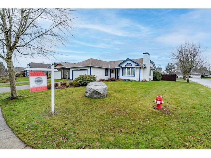 21891 45 AVENUE - Murrayville House/Single Family for sale, 3 Bedrooms (R2531203)