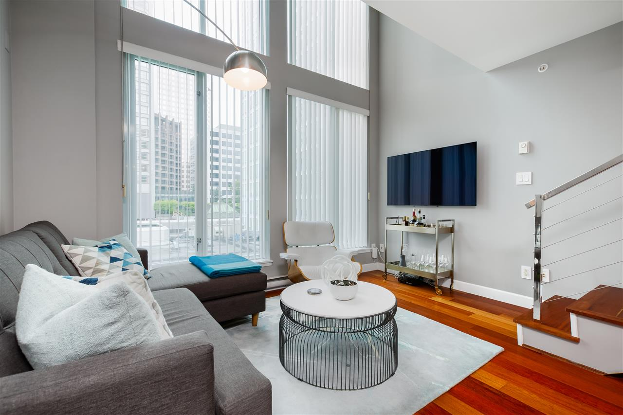 601 610 GRANVILLE STREET - Downtown VW Apartment/Condo for sale, 1 Bedroom (R2531239)