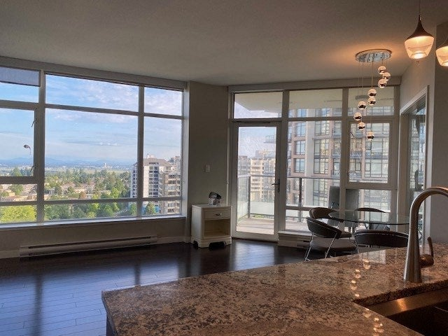 1504 6168 WILSON AVENUE - Metrotown Apartment/Condo for sale, 1 Bedroom (R2531296)
