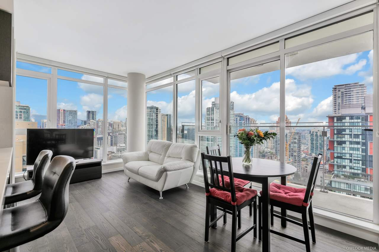 2305 1351 CONTINENTAL STREET - Downtown VW Apartment/Condo for sale, 1 Bedroom (R2531338) - #1