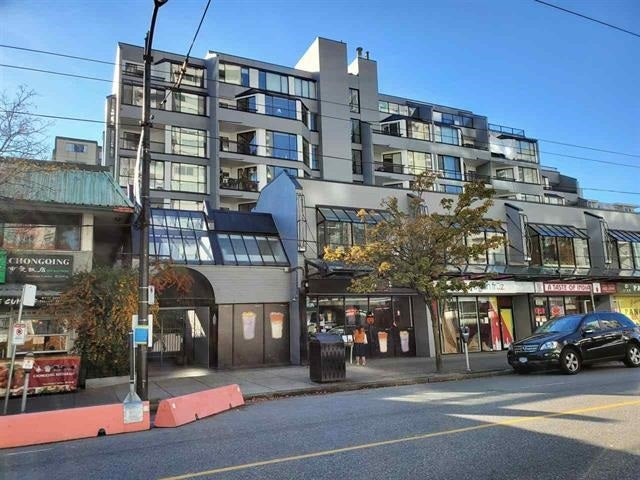 413 1270 ROBSON STREET - West End VW Apartment/Condo for sale, 1 Bedroom (R2531362)