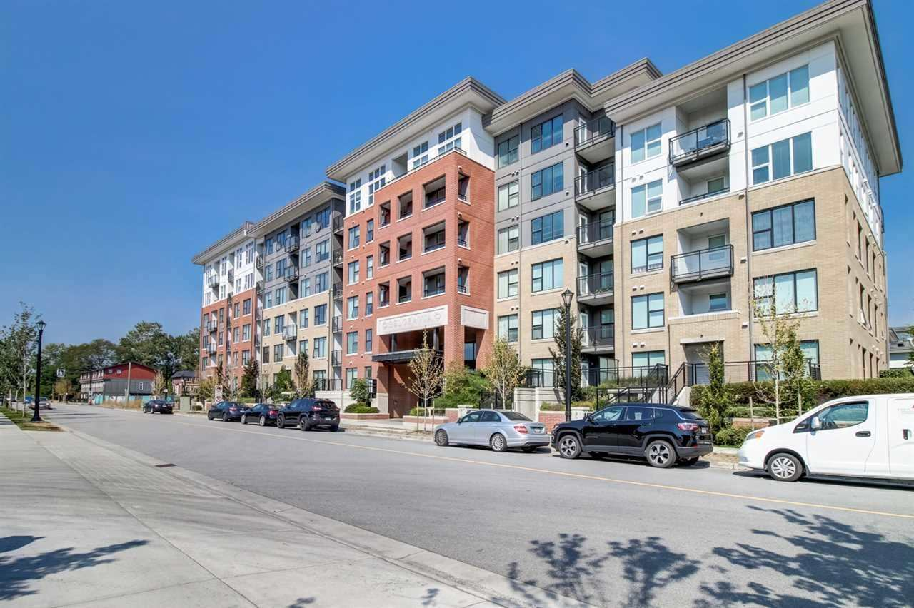 316 9311 ALEXANDRA ROAD - West Cambie Apartment/Condo for sale, 3 Bedrooms (R2531371)