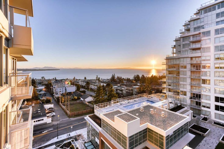 910 1441 JOHNSTON ROAD - White Rock Apartment/Condo for sale, 2 Bedrooms (R2531428)