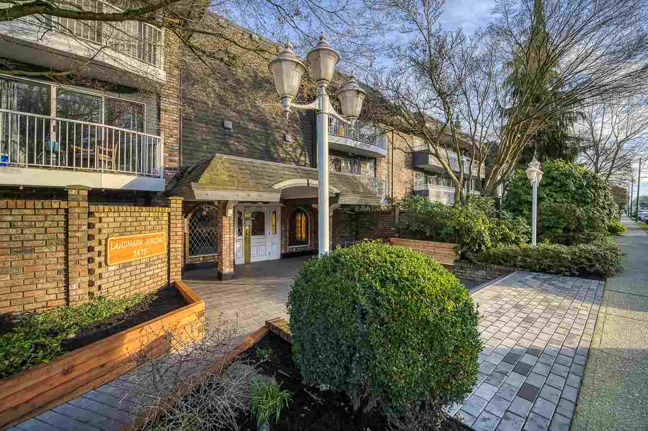 207 3875 W 4TH AVENUE - Point Grey Apartment/Condo for sale, 2 Bedrooms (R2531465)