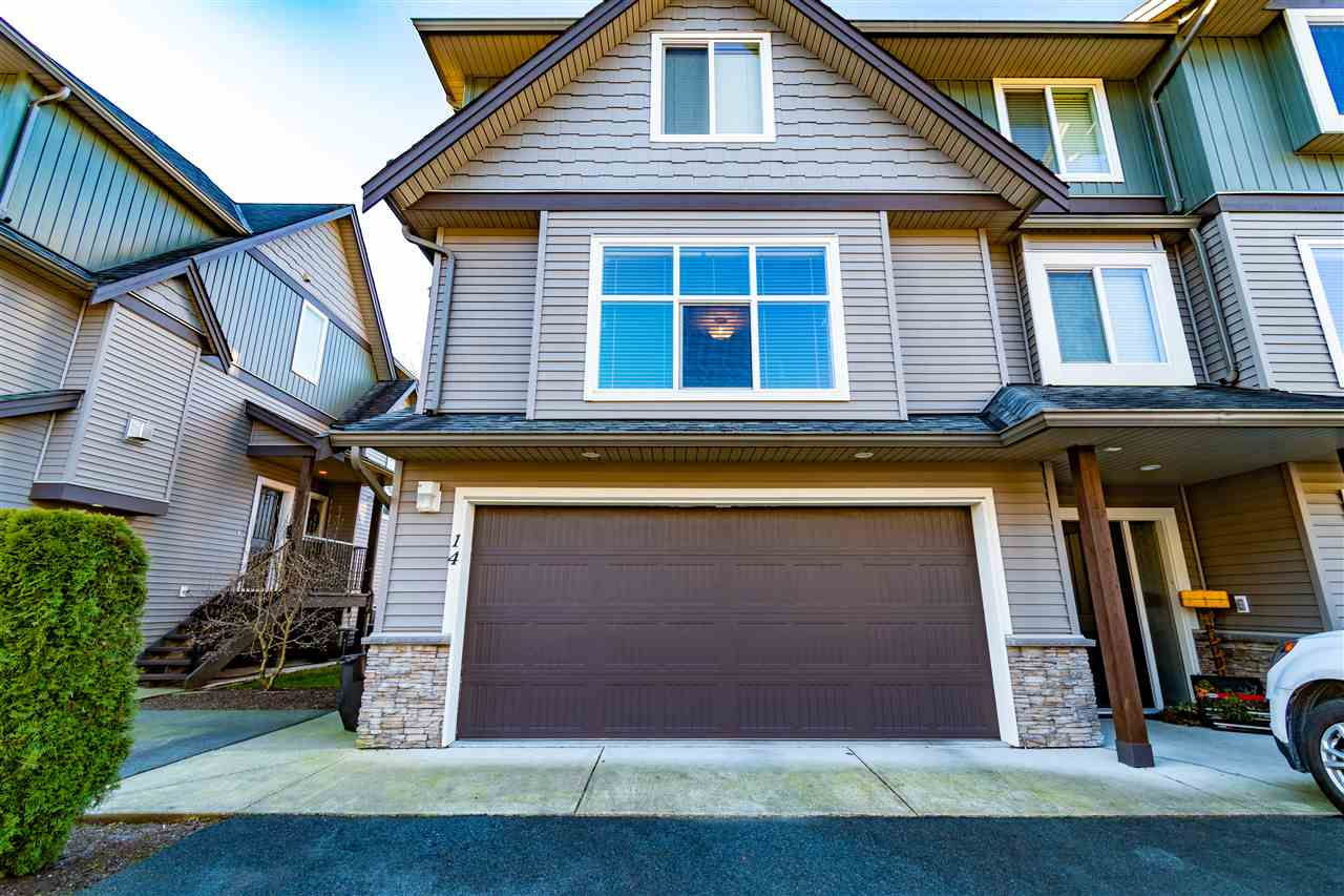 14 1609 AGASSIZ-ROSEDALE NO 9 HIGHWAY - Agassiz Townhouse for sale, 3 Bedrooms (R2531472)