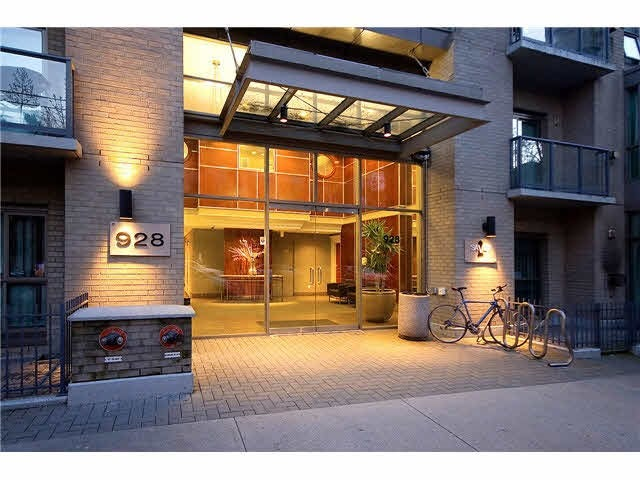 803 928 RICHARDS STREET - Yaletown Apartment/Condo for sale, 1 Bedroom (R2531499) - #1