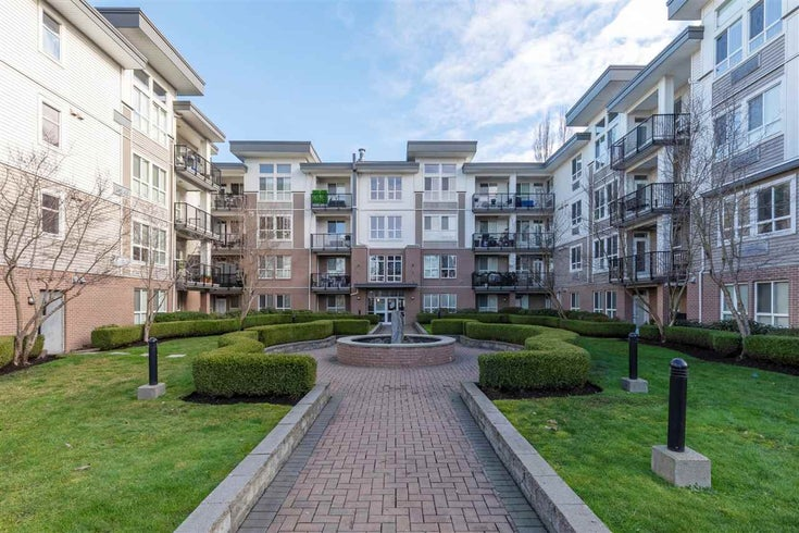 206 5430 201 STREET - Langley City Apartment/Condo for sale, 1 Bedroom (R2531503)