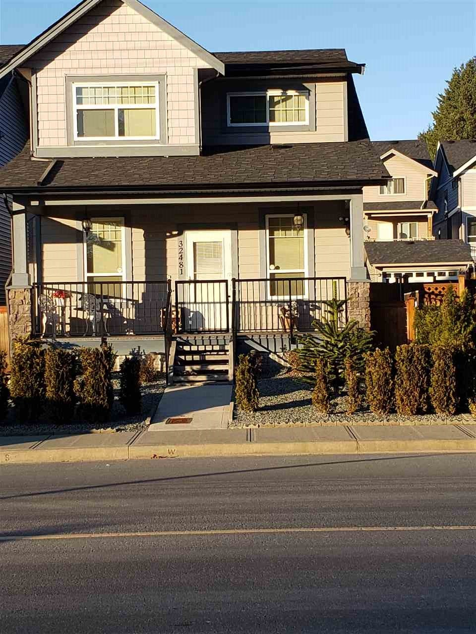 32481 7TH AVENUE - Mission BC House/Single Family for sale, 3 Bedrooms (R2531506)