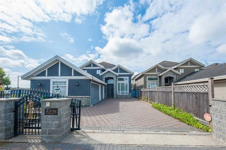 5228 WOODWARDS ROAD - Lackner House/Single Family for sale, 5 Bedrooms (R2531545)
