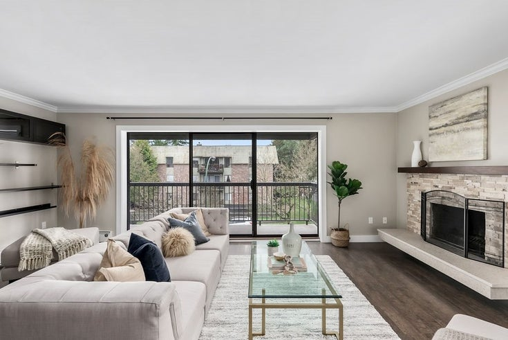 307 3264 OAK STREET - Cambie Apartment/Condo for sale, 2 Bedrooms (R2531554)
