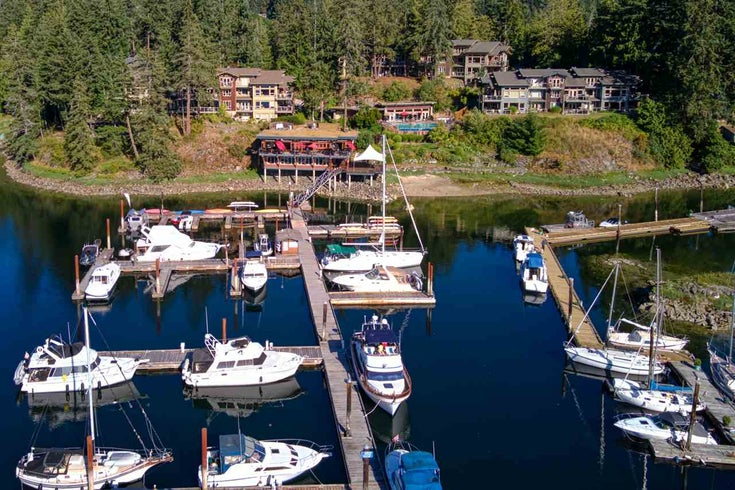 3C 12849 LAGOON ROAD - Pender Harbour Egmont Townhouse for sale, 2 Bedrooms (R2531581)