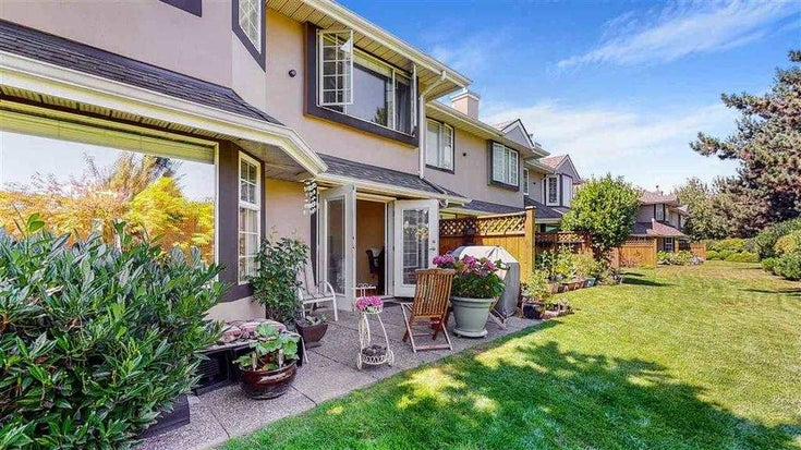 6 25 RICHMOND STREET - Fraserview NW Townhouse for sale, 3 Bedrooms (R2531617)
