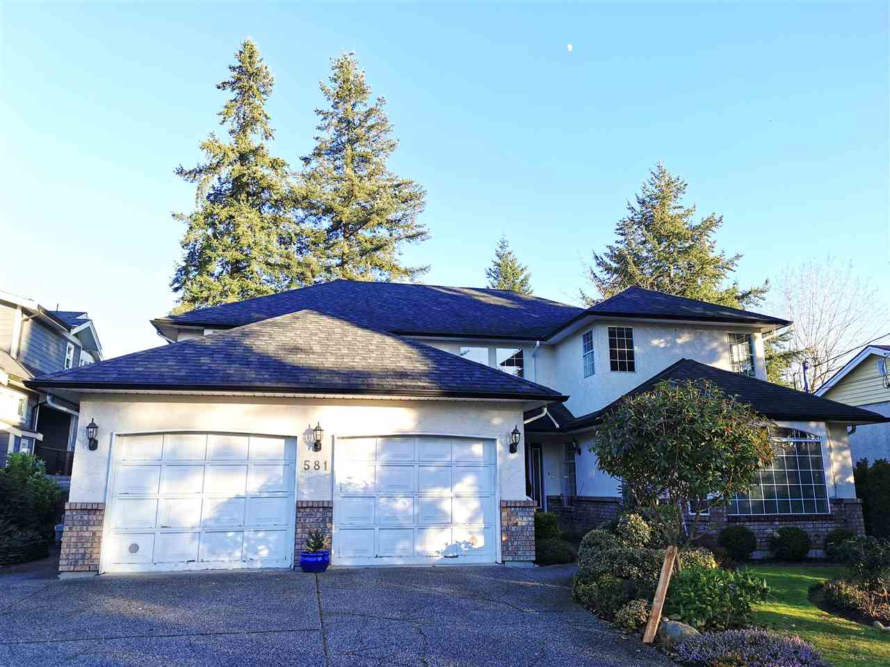 581 HILLCREST STREET - Central Coquitlam House/Single Family for sale, 5 Bedrooms (R2531630)