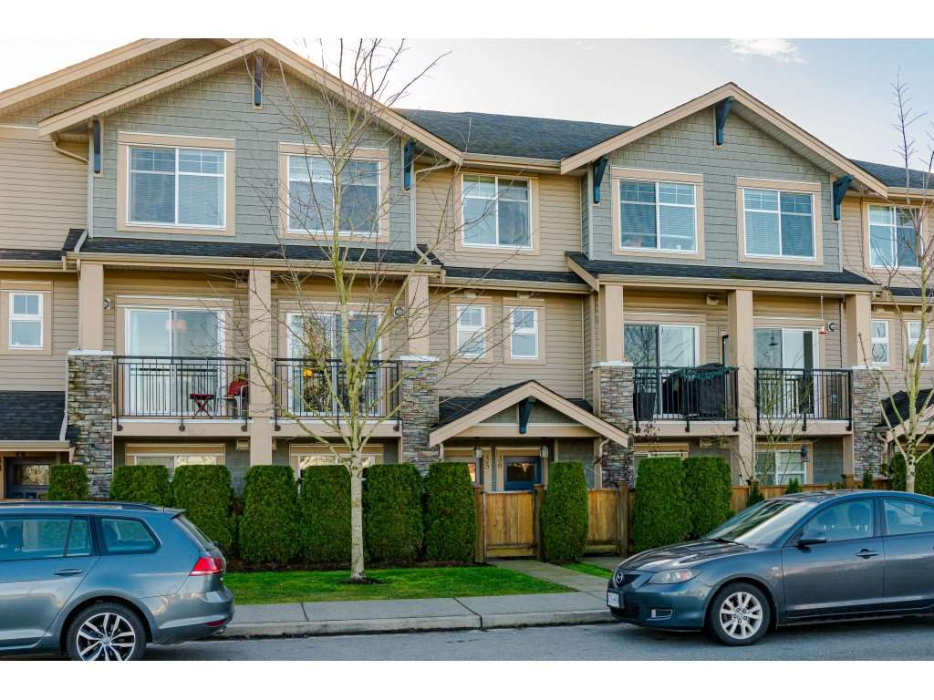 35 20966 77A AVENUE - Willoughby Heights Townhouse for sale, 3 Bedrooms (R2531639) - #1