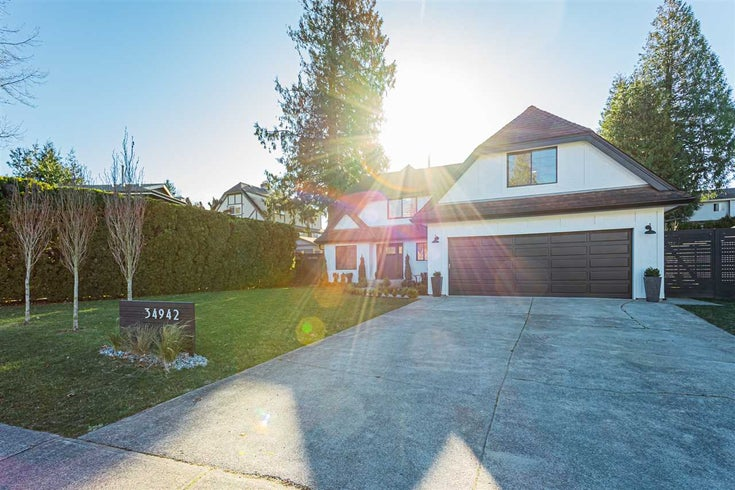 34942 EVERETT DRIVE - Abbotsford East House/Single Family for sale, 4 Bedrooms (R2531640)