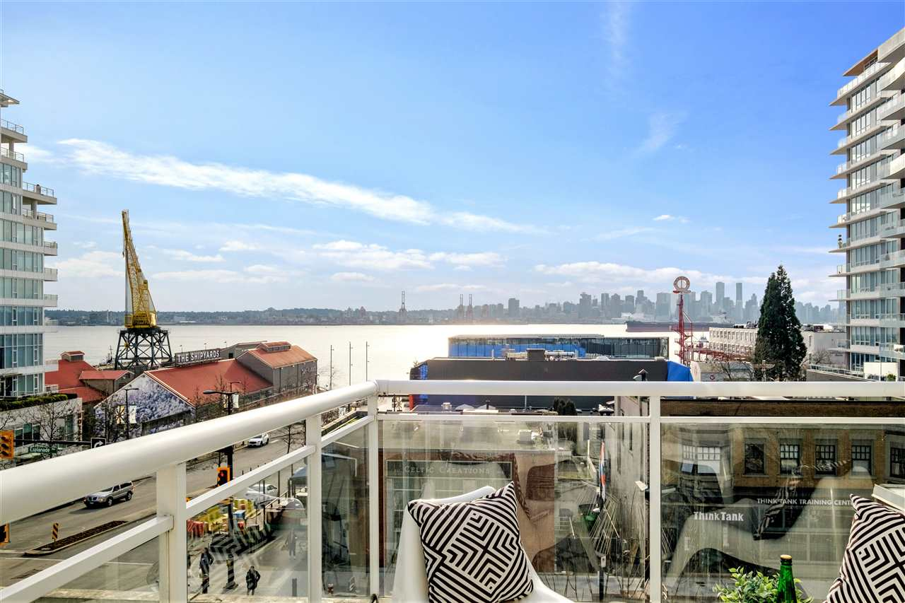 303 108 W ESPLANADE - Lower Lonsdale Apartment/Condo for sale, 2 Bedrooms (R2531655) - #1