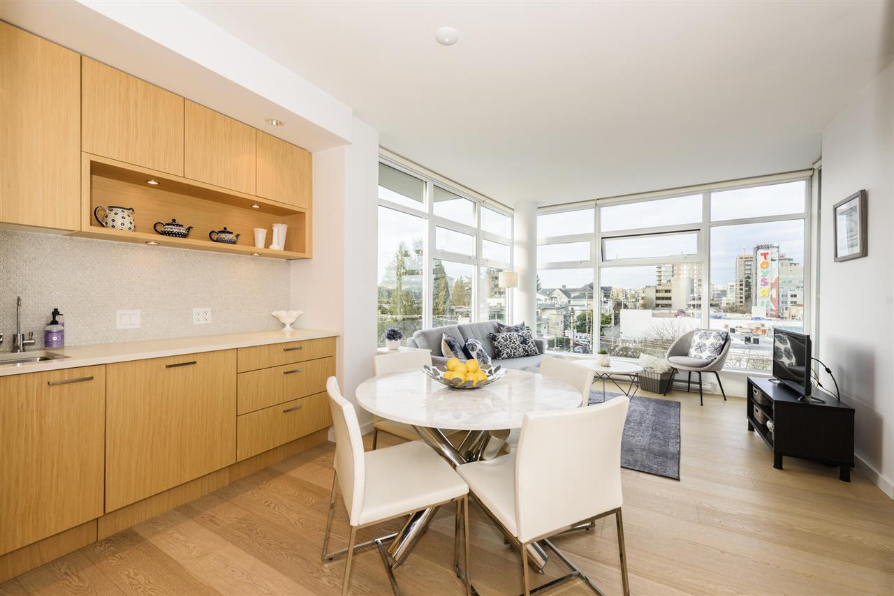 502 2550 SPRUCE STREET - Fairview VW Apartment/Condo for sale, 1 Bedroom (R2531665)
