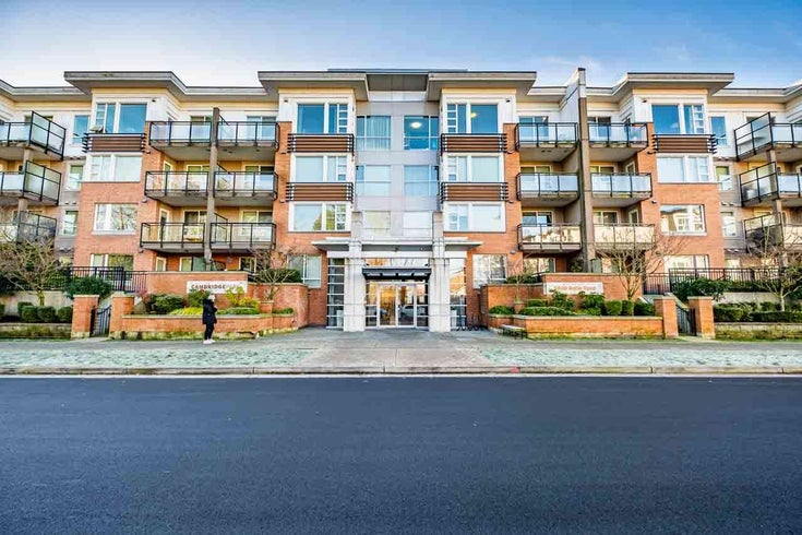 110 9500 ODLIN ROAD - West Cambie Apartment/Condo for sale, 2 Bedrooms (R2531666)