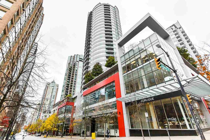 510 833 HOMER STREET - Downtown VW Apartment/Condo for sale, 2 Bedrooms (R2531675)